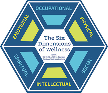 The 6 Dimensions of Wellness_National Wellness Institute