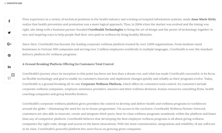 Insights Care Article re Ground Breaking Wellness Platform.jpg