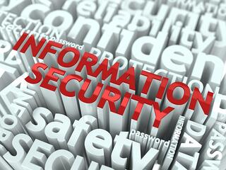 Information Security Concept. Inscription of Red Color Located over Text of White Color.-1.jpeg