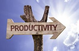 Productivity sign