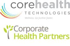 CoreHealth and Corporate Health Partners Logos
