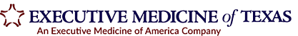 Executive Medicine of Texas Logo