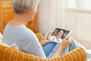 How the Coronavirus Pandemic is Giving Telehealth Services Their Day in the Sun