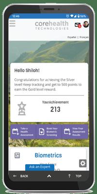 Mobile Screenshot - App Wrapper