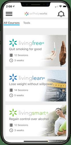 SelfHelpWorks App Image
