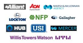 Top 10 Benefit Broker logos