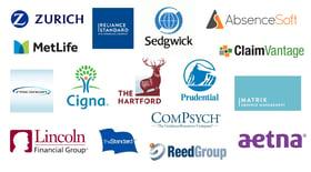 US Disability company logos